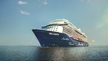 Die Mein Schiff 6 © TUI Cruises