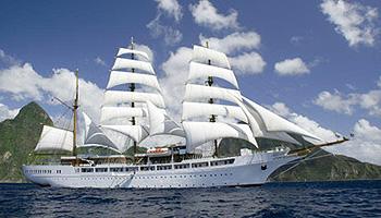 Sea Cloud II © Sea Cloud Cruises