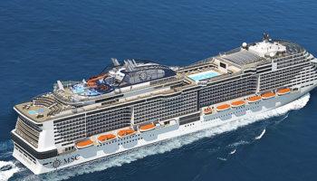 MSC Meraviglia © MSC Cruises