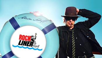 Udo Lindenberg sticht wieder mit dem Rockliner in See © TUI Cruises