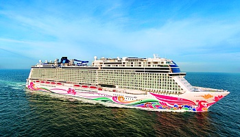 Die Norwegian Joy © Norwegian Cruise Line