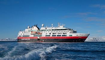 Die MS Fram © Achim Wenzel / Hurtigruten