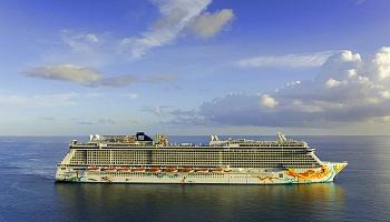Die Norwegian Getaway © Norwegian Cruise Lines