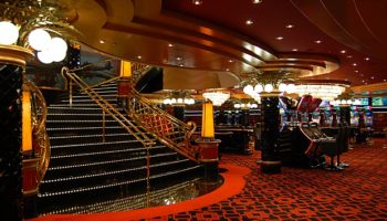 Das Casino an Bord © Melanie Kiel