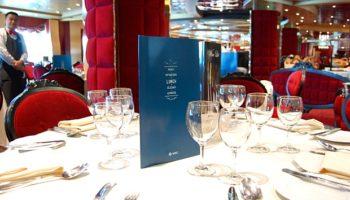 Im Restaurant Red Velvet stimmt alles - die Einrichtung, der Service, die Auswahl und die Speisen sind einfach köstlich © Melanie Kiel