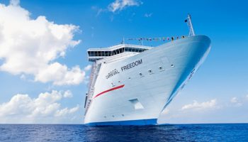 Die Carnival Freedom © Carnival Cruise Line