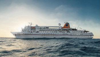 MS BREMEN auf hoher See © Hapag-Lloyd Cruises