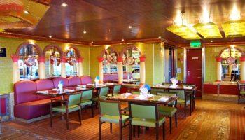 Im Restaurant La Paloma © Melanie Kiel