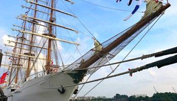 Das Peruanische Segelschulschiff