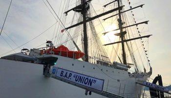 "Open Ship auf dem Segelschulschiff ""Union"" in Hamburg © Melanie Kiel"