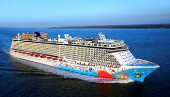 Die Norwegian Breakaway © Norwegian Cruise Line