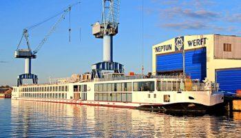 NEPTUN WERFT baut sechs weitere Flusskreuzfahrtschiffe für Viking River Cruises © Meyer Werft