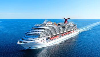Im November 2019 sticht die Carnival Panorama erstmals in See © Princess Cruises