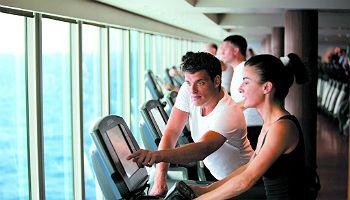 Norwegian Epic Fitnessstudio © NCL Corporation Ltd.