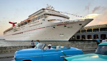 Die Paradise ist eines von fünf Carnival-Schiffen, die 2019/20 Havanna anlaufen © Carnival Cruise Line