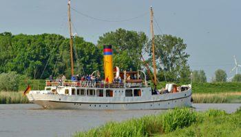 Traditionsschiff Prinz Heinrich © Papenburg Tourismus GmbH