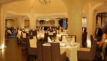 Im Restaurant © Melanie Kiel