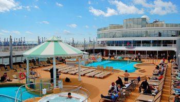 Die Norwegian Jade von Norwegian Cruise Line © Melanie Kiel