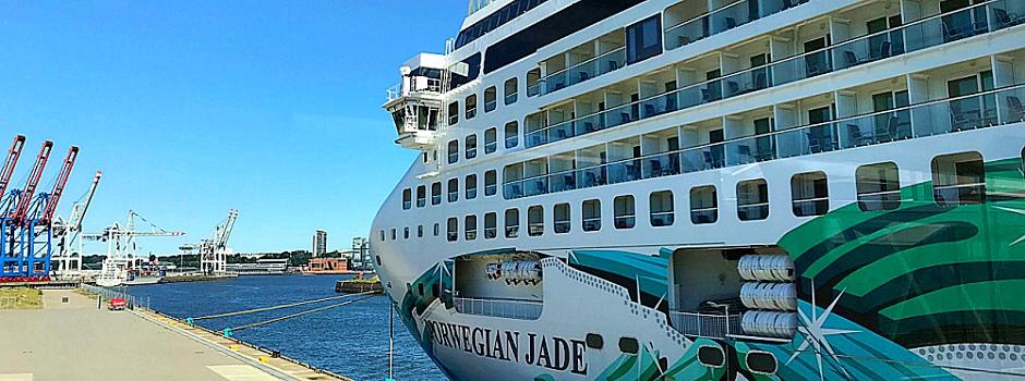 Lieblingsplätze an Bord der Norwegian Jade © Melanie Kiel