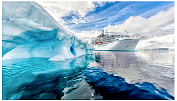 Die Crystal Endeavor © Crystal Cruises / Vista Travel