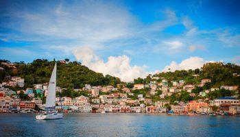 Auf Grenada kommen auch passionierte Hobby-Segler auf ihre Kosten – Sailing Week im Januar 2019 © Grenada Tourism Authority