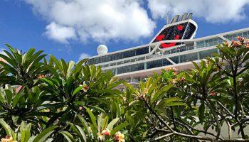 Ein Schritt zu mehr Umweltschutz: TUI Cruises startet das Plastik-ReduktionsprogrammWASTELESS © Melanie Kiel