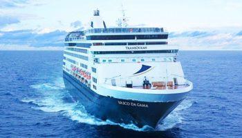 Die MS VASCO DA GAMA © TransOcean Kreuzfahrten