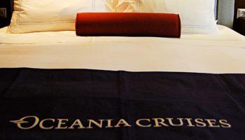 Oceania Cruises lässt zwei neue Kreuzfahrtschiffe bei der italienischen Werft Fincantieri S.p.A. bauen © Melanie Kiel