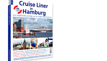 Cruise Liner in Hamburg 2019 © Werner Wassmann