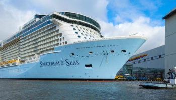 Die Spectrum of the Seas © Meyer Werft