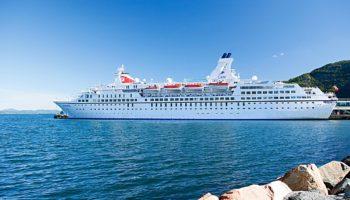 Auf Kreuzfahrt mit der MS Astor © TransOcean