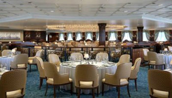 Grand Dining Room - OceaniaNEXT © Oceania Cruises