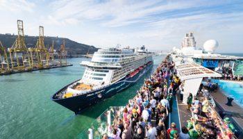 Karnevalskreuzfahrt mit dem Jeckliner von TUI Cruises © TUI Cruises