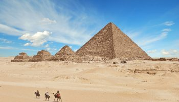 Kreuzfahrt von Piräus zu den Pyramiden © Celestyal Cruises