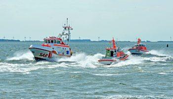 Tag der Seenotretter an Nord- und Ostsee mit Open Ship auf vielen Stationen der DGzRS © Maren Christoffer