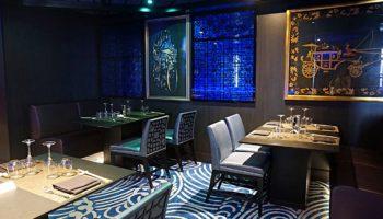 In einem Teil des Waterfront Restaurants auf der Vasco da Gama genießt man asiatische Küche © Melanie Kiel