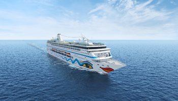 Welcome Cruise mit AIDAmira © AIDA