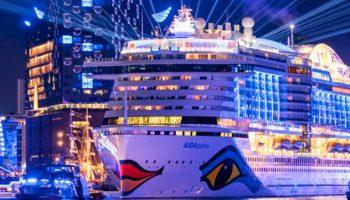 AIDA auf den Hamburg Cruise Days © CHLPhotodesign/J.Schugardt