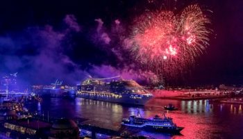 MSC Cruises feiert die Hamburg Cruise Days © MSC