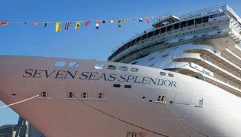 Seven Seas Splendor © Regent Seven Seas Cruises