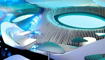 Le Lapérouse - Unterwasser-Lounge Blue Eye © PONANT - Christophe Dugied