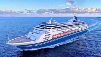 Das neue TransOcean Schiff heißt IDA PFEIFFER © TransOcean Kreuzfahrten