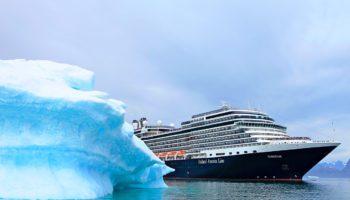 Grönland neu auf Nordamerika-Routen von Holland America Line