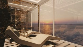 Herrliche Ausblick, elegantes Ambiente: Seven Seas Splendor © Regent Seven Seas