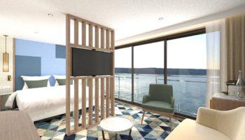 Die neue VIVA ONE © VIVA Cruises