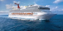 Komplett renoviert und neuer Name: Die Carnival Radiance © Carnival Cruise Line