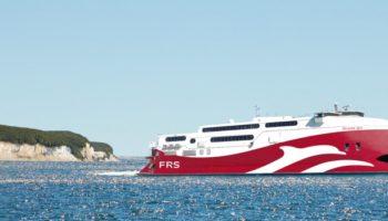 Schnellkatamaran HSC Fjord Cat © FRS