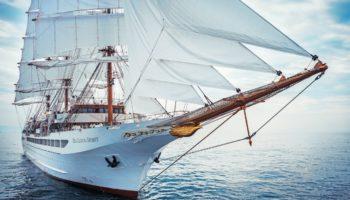 Die neue Sea Cloud Spirit Foto: Sea Cloud Cruises