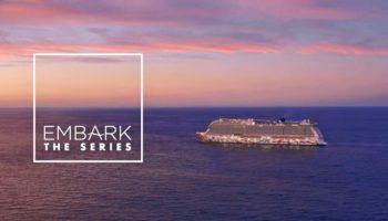 "NCL-Doku-Serie ""EMBARK- The Series"" © Norwegian Cruise Line"