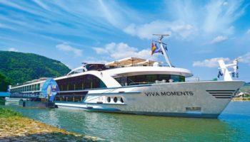 VIVA Cruises auf Donau, Rhône und Seine © VIVA Cruises